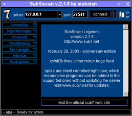 subseven 2.1.5